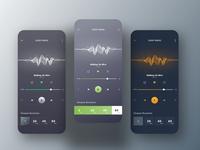 Sahas | App UI design