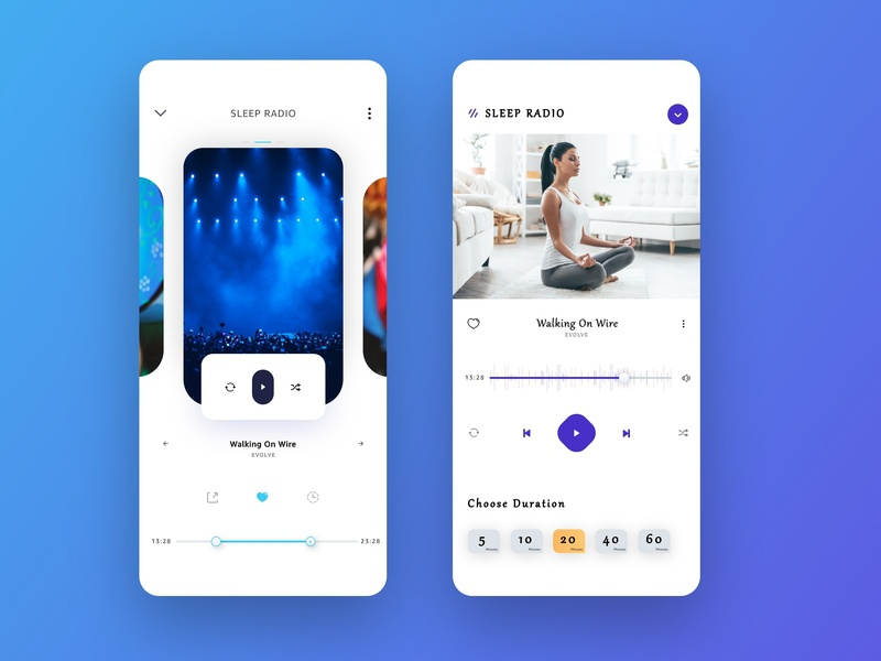Sahas | App UI design meditation app music player music meditation web uiux user interface design ui uidesign ux app designer app design app design