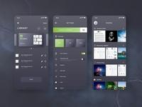 Scanner App UI Design