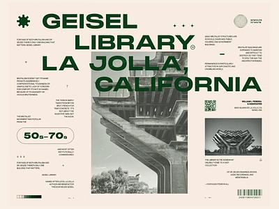 GL-BRUTALISM 02 brutalist brutalism grid website web design typography
