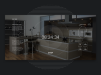 014 Daily Ui Challenge Countdown Timer