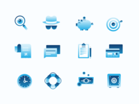 Icons pack for LockoBang Landing