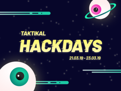 Taktikal Hackdays 2019