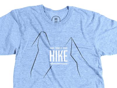 Take A Hike: The Shirt