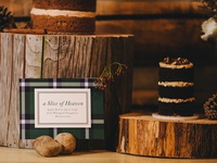 Event Signs for Tree Farm Wedding