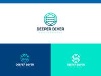 Deeper Diver Logo