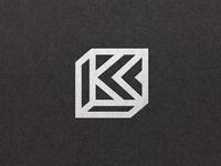 Nice K Logo