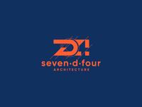 7D4 Architecture Logo