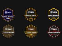 Tournament shields