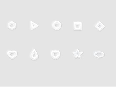 Practice 10 photoshop illustration design icon