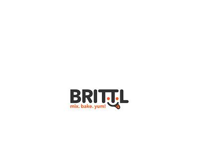 Brittle logodesign creative icon creative vector minimal logo illustrator illustration identity icon flat design clean branding