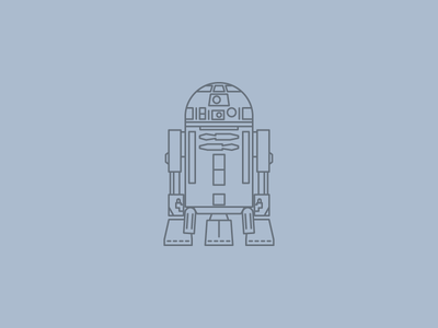 R2-D2 icons icondesign icon starwars r2-d2 r2d2
