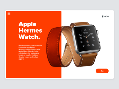Product page modern fashion typography store shop layout simple minimal user interface ui web website