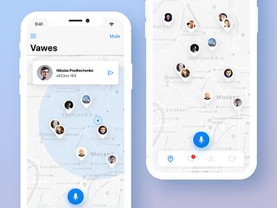 Daily Ui  #007 dailyui mobile interface ux ui iphone app design app iphone x ios map