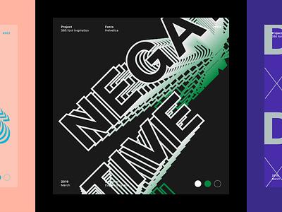003 Negative. Helvetica designinspiration graphic designing designers designer design graphicdesigner graphicdesign fonts font types typo type typeface typographie typographicposter typogram typosters typographic typography