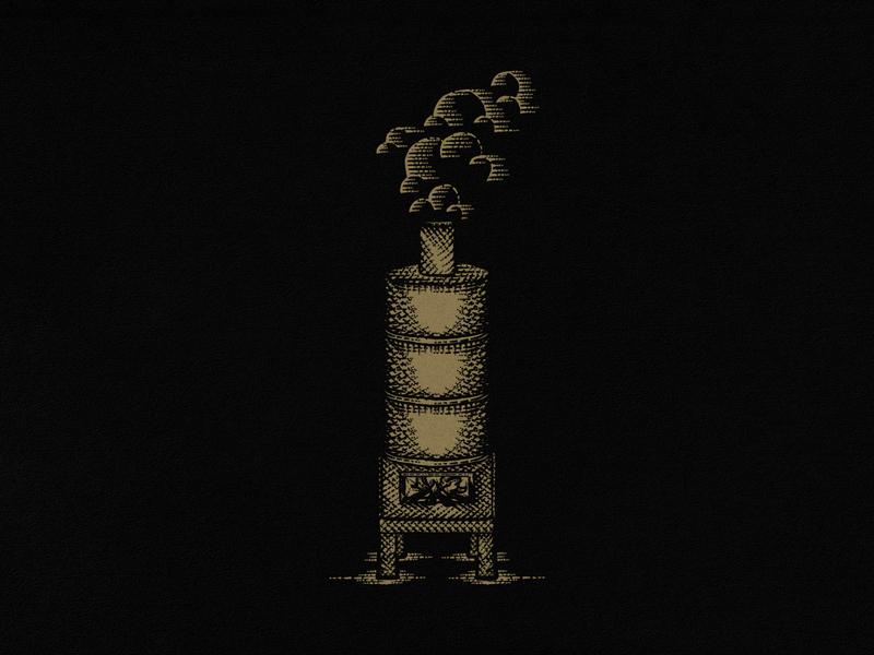 Illustrations for restaurant wall woods lineart fire illustration smoke illustration restaurant victorian tuyetduyetstudio tuyetduyet vintage illustration traditional illustration handcrafted unique handcrafted illustration traditional unique typography decorations ornaments