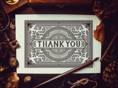 DOT STUDIO - THANK YOU kalista font thank you london dot studio a thank you cards typography tuyetduyet tuyetduyetstudio unique handcrafted illustration vintage traditional typeface symbol unique handcrafted traditional illustration illustration organization