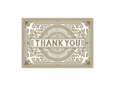 Dot Studio - Thank You Cards Design organization illustration traditional illustration handcrafted unique symbol typeface traditional vintage unique handcrafted illustration tuyetduyetstudio tuyetduyet typography a thank you cards dot studio london thank you kalista font
