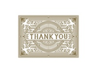 Dot Studio - Thank You Cards Design