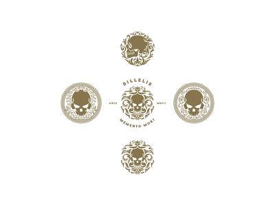 Billelis Skull Emblems