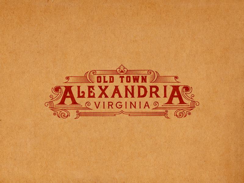 Old Town Alexandria Virginia