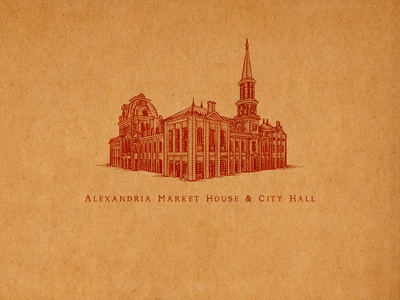 Alexandria Market House & City Hall