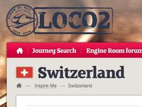 Loco2 redesign