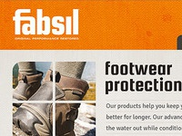 Fabsil waterproofing design preview