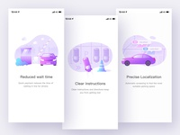 Parking App Boot Page