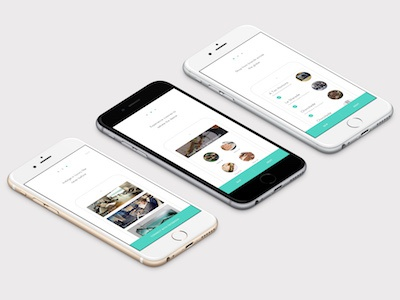 Walk Through for the app - AirGap restaurant app airport app walk through