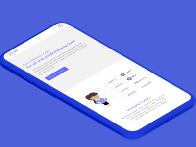 OneCode Mobile Website