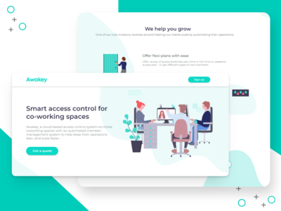 Awakey: Website Redesign