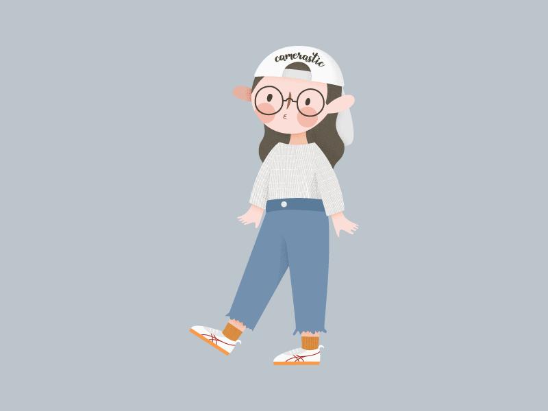 Me illustration
