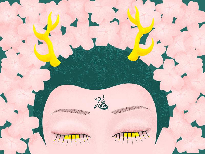 魑 illustration