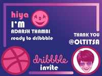 Hiya Dribbblers....