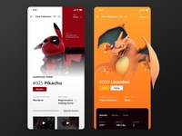 Exploration Mobile Pokedex :D