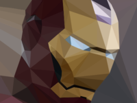 Ironman Polygon Paper
