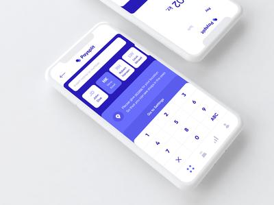 Mobilepay Redesign concept