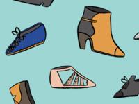 Shoe Pattern!