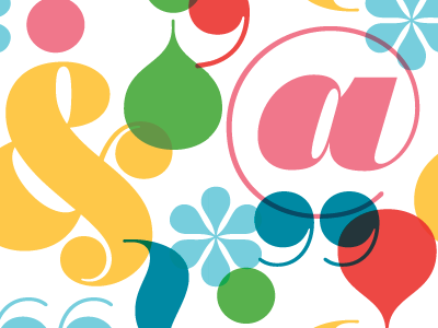 Pattern for Tinybop illustration design branding tinybop pattern typography
