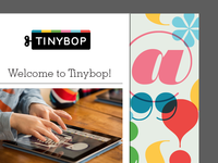 Newsletters for Tinybop