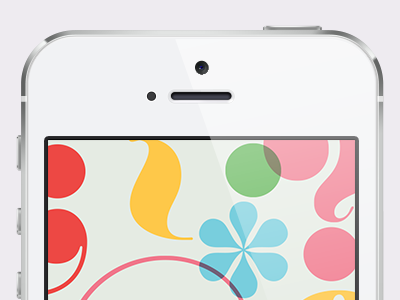 Tinybop Wallpapers to Download tinybop branding illustration pattern iphone download