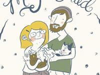 Family Portrait for Meg and Brad pt. 2