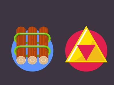 Zelda Icons - 01