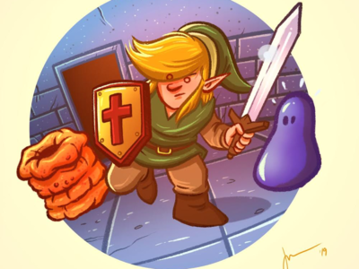 Retro Gaming Series - The Legend of Zelda