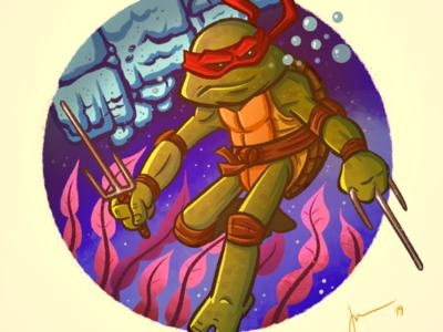 Retro Gaming Series - Teenage Mutant Ninja Turtles