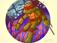 Retro Gaming Series - Teenage Mutant Ninja Turtles