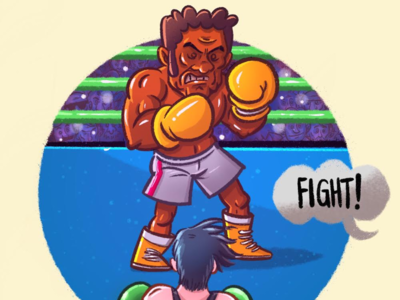 Retro Gaming Series - Punch Out!
