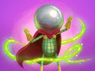 Spider-Man : Mysterio