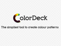 ColorDeck Logo & Catchphrase